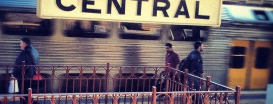 Sydney Train Stations Watchlist