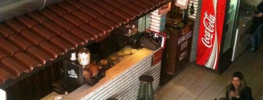 Time Espetos Bar is one of Bonra.