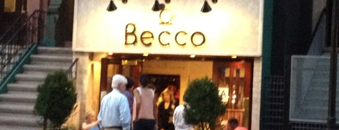 Becco is one of Female Chefs in NYC.