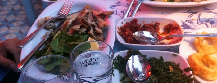 Kavala Restaurant is one of Istanbul Seafood.