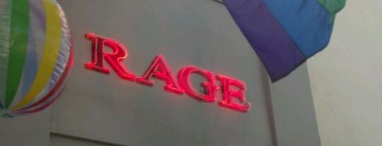 Rage is one of Places to Lip Sync For Your Life!.