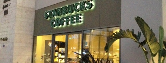 Starbucks is one of Favorite Coffee Shops in LA.