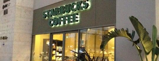 Starbucks is one of Brian : понравившиеся места.