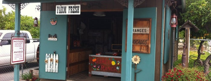 Garcia Ranch is one of Best of the Farm-Fresh Produce Stands.