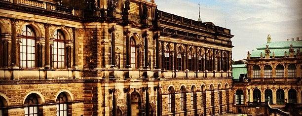 Staatliche Kunstsammlungen Dresden is one of Visited in Dresden.