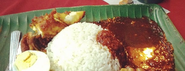 Boy Nasi Lemak is one of Makan @ Utara #7.