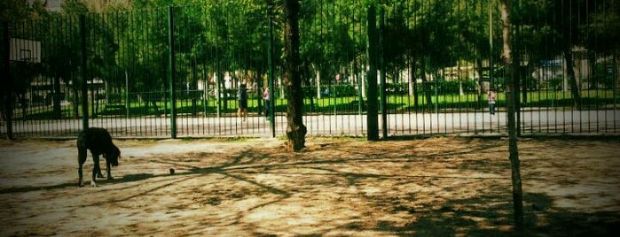 Parque de las Avenidas is one of Locais curtidos por Daniel.
