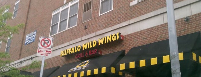 Buffalo Wild Wings is one of Ann Arbor Delivery.