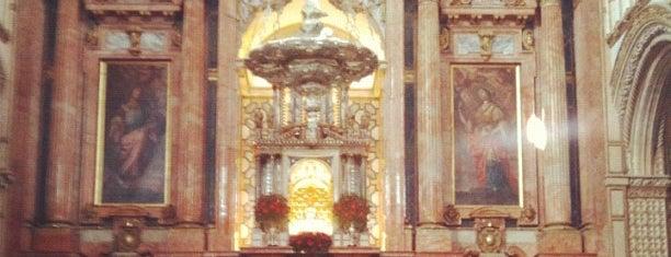 Capilla Mudéjar de San Bartolomé is one of Que visitar en Cordoba.