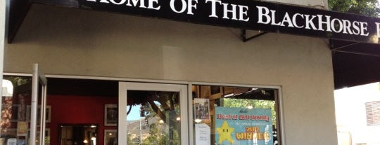 BlackHorse at Uptown is one of สถานที่ที่บันทึกไว้ของ Dominic.