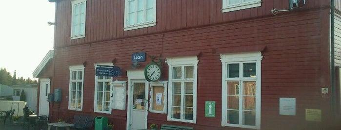 Løten stasjon is one of Yunus : понравившиеся места.