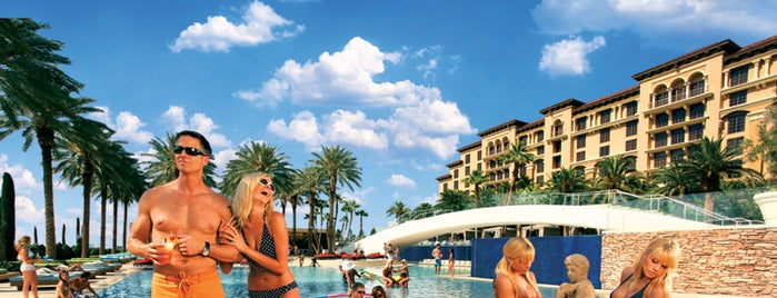 Green Valley Ranch Resort Spa & Casino is one of Las Vegas Hotels.