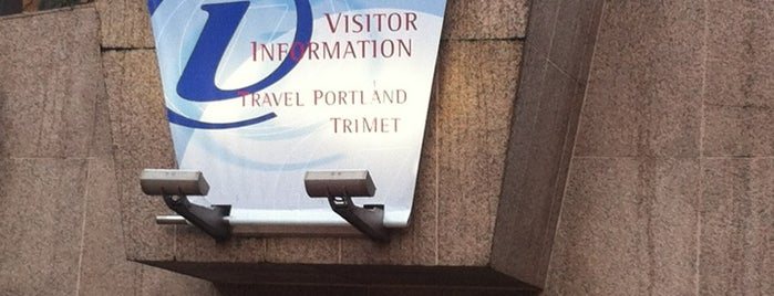 Travel Portland Visitor Center is one of Travel To Do.