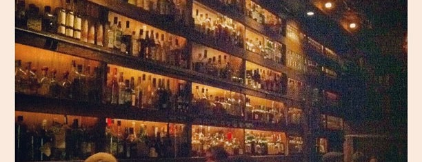 Rickhouse is one of Top 100 Bay Area Bars (According to the SF Chron).