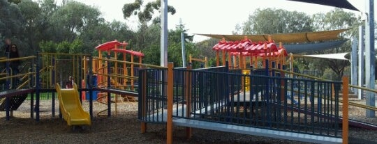 Fremont Park is one of Adelaide's top playgrounds.
