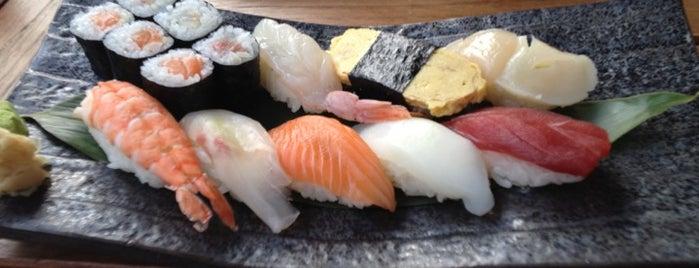 Japan-Restaurant Bimi is one of Zürich ••Spotted••.