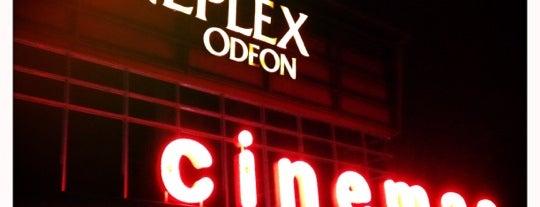 Cineplex Cinemas is one of Colin'in Kaydettiği Mekanlar.