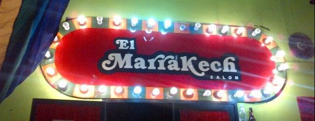 El Marra Salón is one of MXDF.