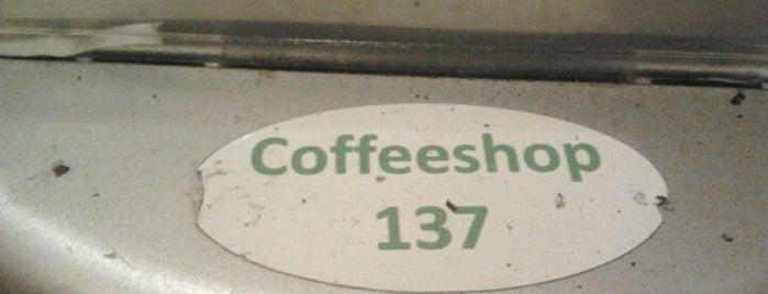 Coffeeshop 137 is one of Amsterdam.