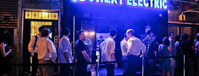 The Bowery Electric is one of Bars.