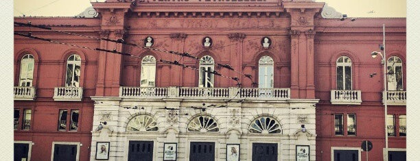 Corso Cavour is one of BARI.