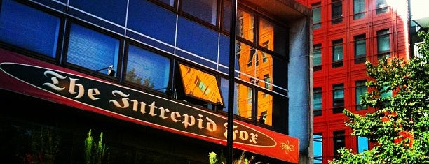 The Intrepid Fox is one of Pub's must see in London.