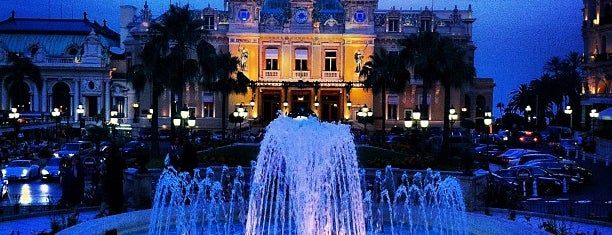 Les Jardins du Casino de Monaco is one of Monte Carlo.