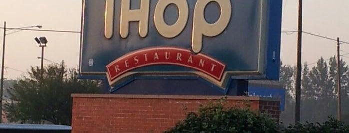 IHOP is one of Ann'ın Beğendiği Mekanlar.