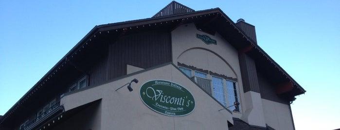 Visconti's Italian is one of Leavenworth.