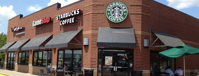 Starbucks is one of Locais curtidos por Le Ricain en Ohio.