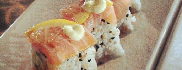 Ninja Sushi is one of Easy eats.