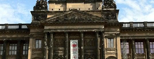 Nationalmuseum is one of StorefrontSticker #4sqCities: Prague.