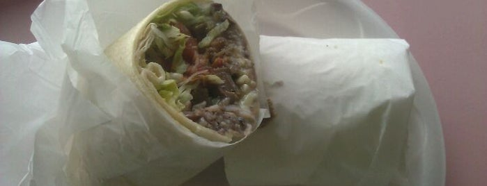 East Coast Burrito Factory is one of Burritorama!.
