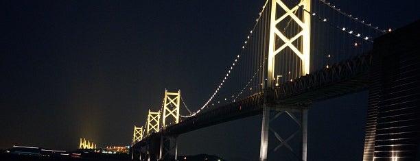 道の駅 瀬戸大橋記念公園 is one of 日本夜景遺産.