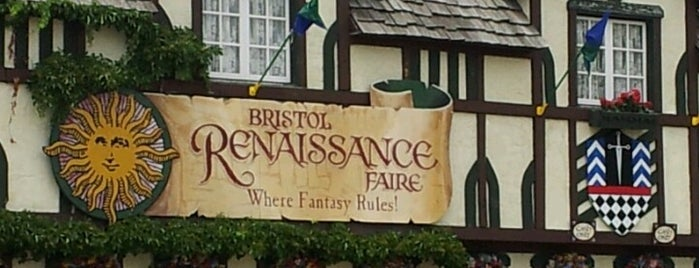 Bristol Renaissance Faire is one of Favorite Kid Places in Chicago.