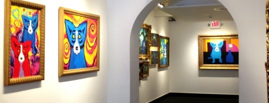 Rodrigue Studio is one of NOLA.