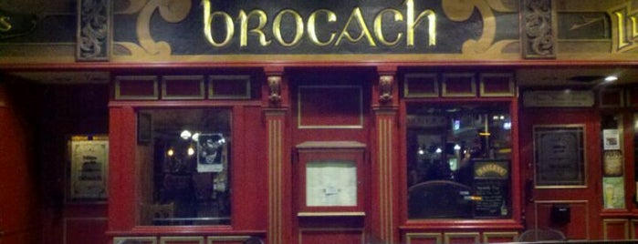 Brocach Irish Pub on the Square is one of Wisconsin.