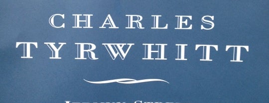 Charles Tyrwhitt is one of London.