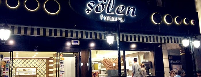 Şölen Pastanesi is one of Aka-elloh 님이 저장한 장소.