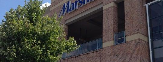 Marshalls is one of Gespeicherte Orte von Mashael.