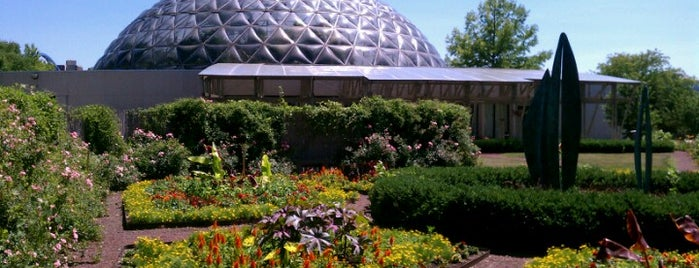 Greater Des Moines Botanical Garden is one of Evan[Bu] Des Moines Hot Spots!.