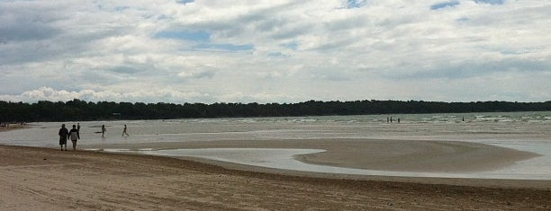 Sandbanks Provincial Park is one of Places to go to in Ontario (outdoor activity).