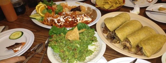El Parian is one of Chris' LA To-Dine List.