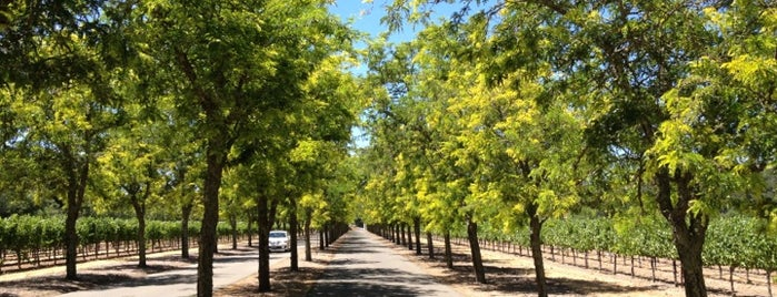 Sterling Vineyards is one of NAPA VALLEY.
