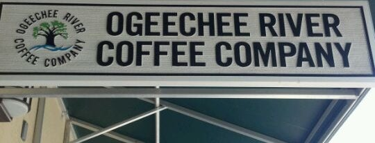 Ogeechee River Coffee Company is one of Coffee Shops of Savannah.
