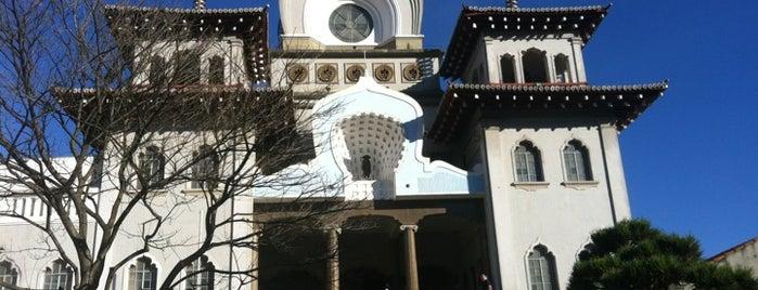 Templo Budista Honpa Hongwanji do Brasil is one of Discover São Paulo.