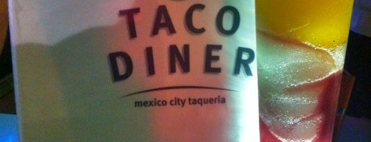 Taco Diner is one of To Try - DFW Area.