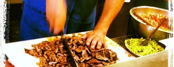 La Taqueria is one of Golden tips for the Golden State.