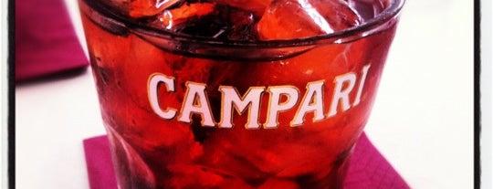 Metropolis Café is one of Best aperitivo in Milan.