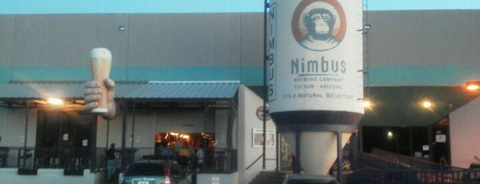 Nimbus Brewing Company is one of AZ Breweries.